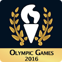 Olympic Games 2016 - Rio Games icon