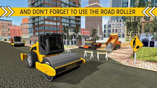Road Builder City Construction 1.0.8 screenshots 9