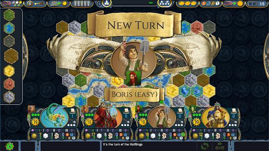 Descargar terra mystica apk juego de mesa android for The witcher juego de mesa