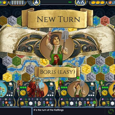 Terra Mystica v14