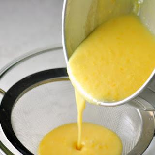 How to Make Paleo Lemon Curd