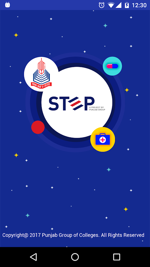 STEP by PGC- screenshot