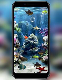 Aquarium 3D Live Wallpaper Apk 6
