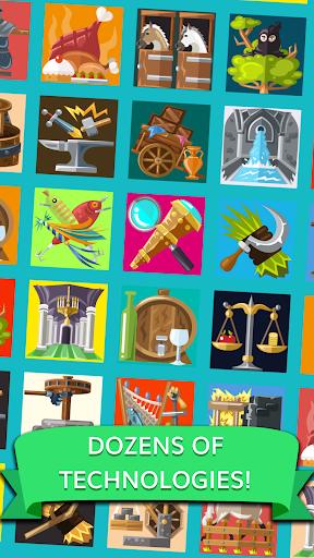 Medieval: Idle Tycoon - Idle Clicker Tycoon Game apktram screenshots 5