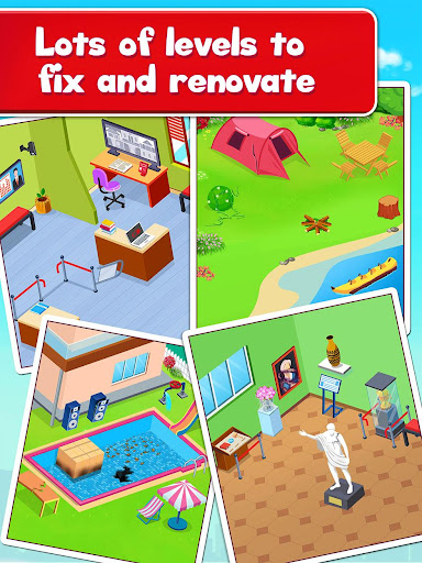 Fix It - Repair and Renovate Your Dream Home android2mod screenshots 7