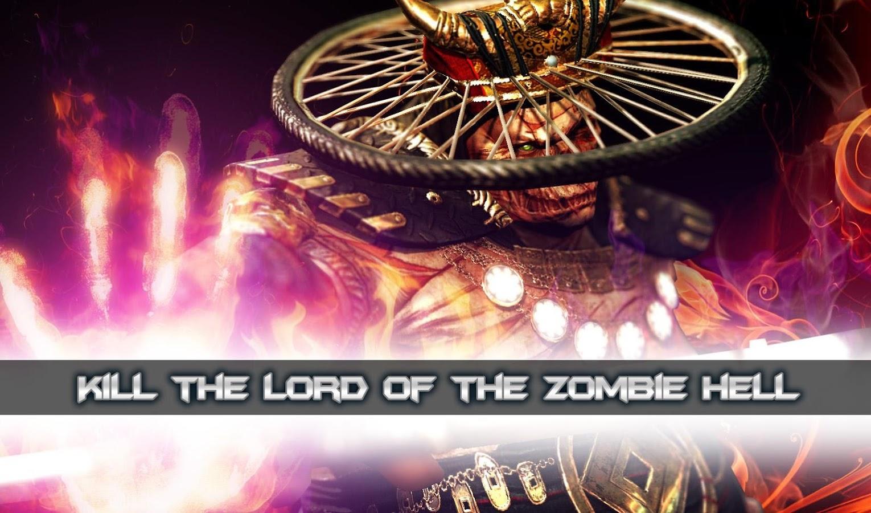 Zombie Reaper-Zombie Game- screenshot