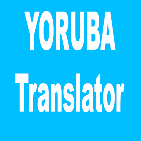 Yoruba - English Translator
