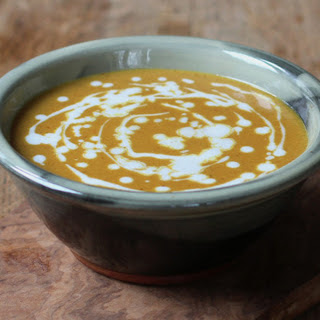 Thai Butternut Squash Soup [Vegan]