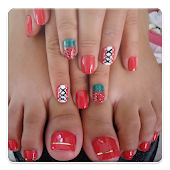 Decorated Nail Designs