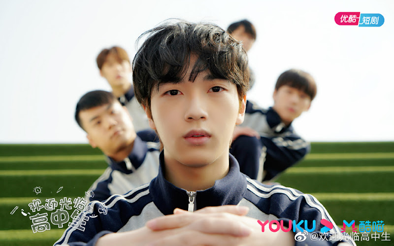 Hello, My Youth / Welcome High School Students China Web Drama