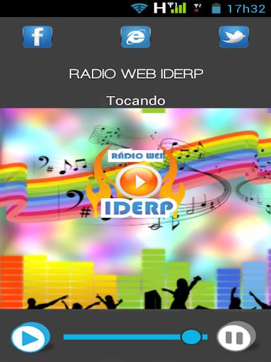 RADIO WEB IDERP