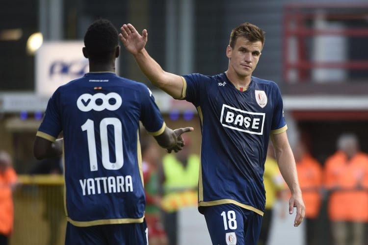 Retour au pays pour un ancien attaquant du Standard et d'Anderlecht