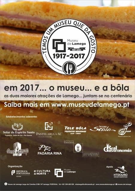 Museu e Bôla de Lamego juntos em ano de Centenário