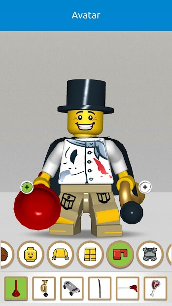 LEGO® Life: Safe Social Media for Kids Android App Screenshot