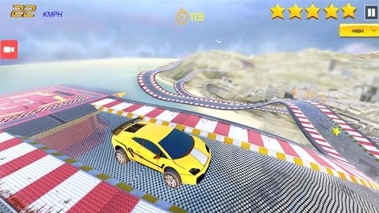 Mega Ramp Car Jumping 2020 5