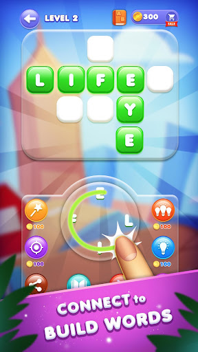 Words Connect : Word Finder & Word Games 1.11 screenshots 1