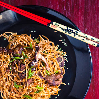 Pork Chow Mein With Rice Recipes