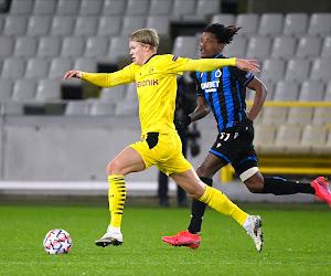 Erling Haaland a (encore) battu un record face au Club de Bruges