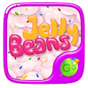 Jelly bean GO Keyboard Theme icon