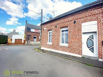 maison à Beauvois-en-Cambrésis (59)
