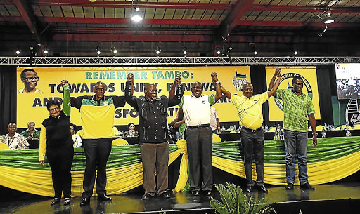 The ANC elective conference held in December at the Nasrec Expo Centre is now the subject of court processes due to unpaid debts.