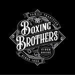 Boxing Brothers Mango Cider