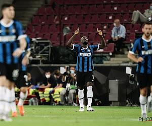 Lukaku Romelu, but finale Europa League 2020