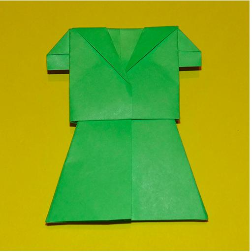 娱乐の服折り紙 LOGO-記事Game