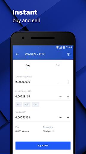 Waves.Exchange 2.10.4 screenshots 5