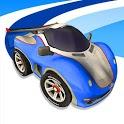 Line Color Games 2020:Car Fill color Line games 3d icon