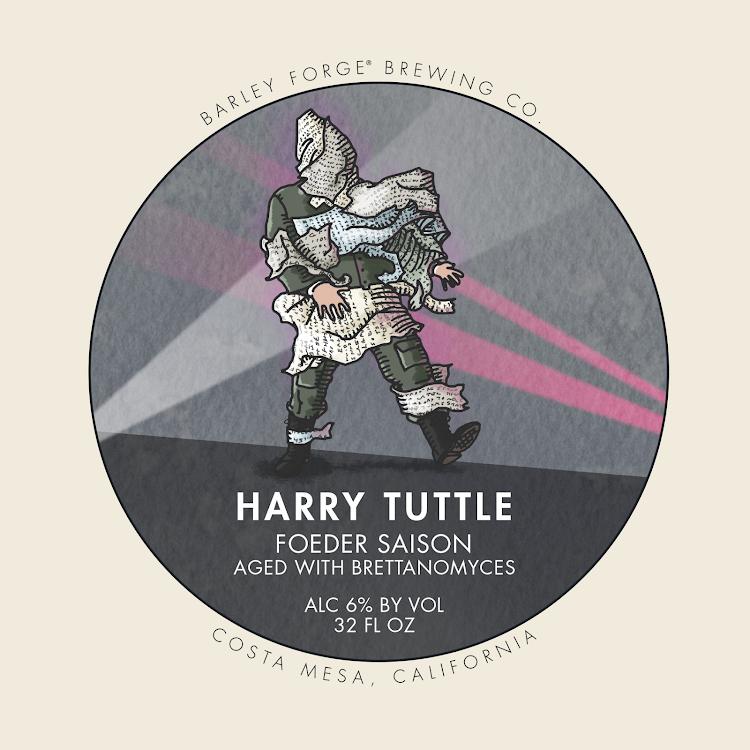 Logo of Harry Tuttle Foeder Aged Saison