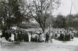 Історія янівської парафії у фотографіях, 1990-2020 рр.