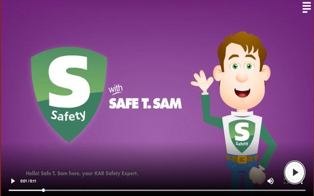 Safe T Sam Tutor