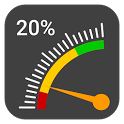 Gauge Battery Widget 2017 icon