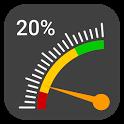 Gauge Battery Widget 2017 icon