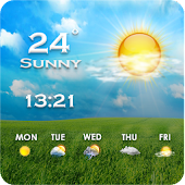 Tải Accweather  live weather forecast app daily free APK