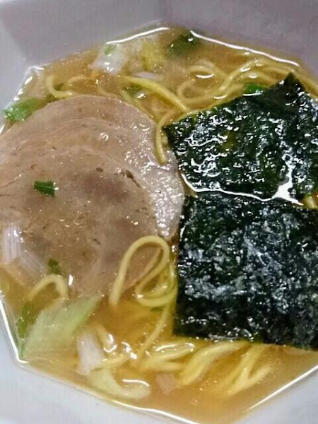 日清食品 日清ラ王 魚介豚骨醤油 by ymkwt