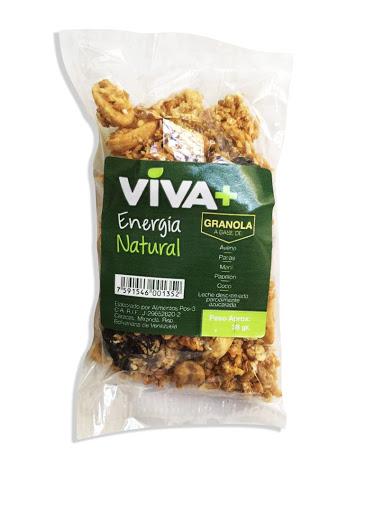 Granola Viva+ Frutos Secos 32G