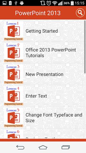 MS Powerpoint Tutorial Free