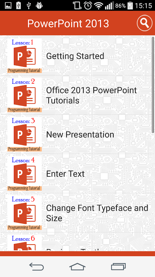 MS Powerpoint Tutorial Free