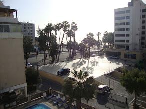 Photo: View from the Hotel Kapetanios