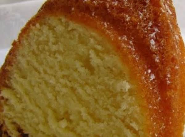 Yellow Velvet Cake