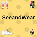 SeeandWear Online Shopping App icon