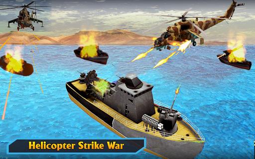 Gunship Helicopter Air War Strike apkdebit screenshots 13