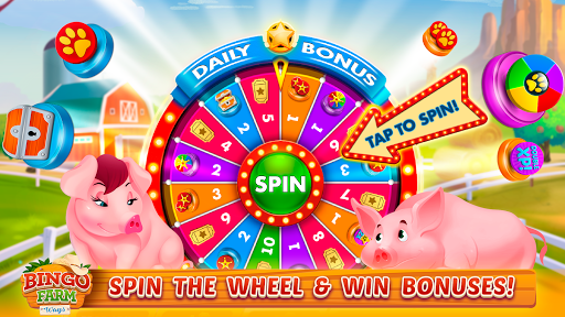 Bingo Farm Ways: Best Free Bingo Games  screenshots 4
