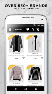 Zando Online Fashion Shopping - náhled