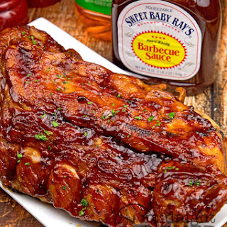 Sweet and Sticky Ribs.