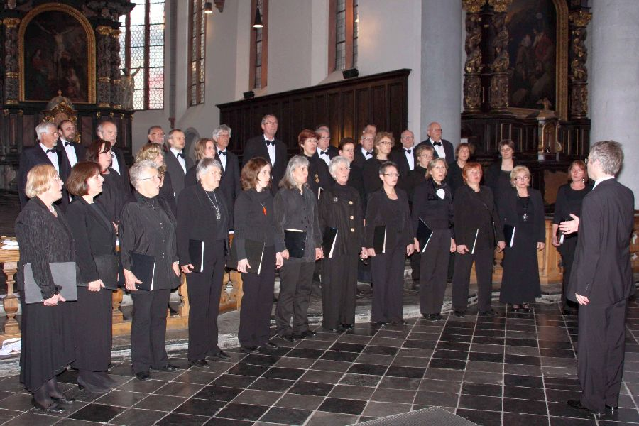 Photo: A-Cappella Konzert Citykirche St. Nikolaus, Aachen / 15.04.2010