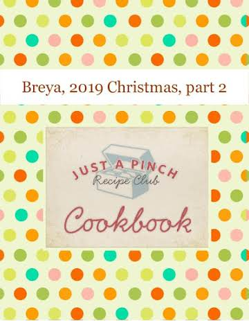 Breya, 2019 Christmas, part 2