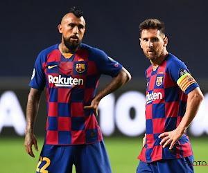 🎥  La vidéo de Ter-Stegen et Messi qui caractérise le mal-être du Barça